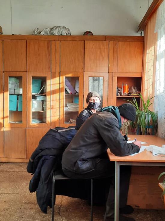 В Улан-Удэ медики зафиксировали слабость у голодающих работников ТГК-14
