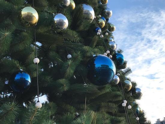Города Тульской области отмечают Новый Год: Ефремов, Узловая, Донской