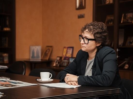 Юлия Овсянникова рассказала о тверской журналистике в большом интервью