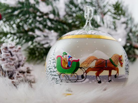 Традиции новогодних игрушек в России и Германии
