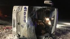 Глава рязанского минздрава рассказал о состоянии пострадавших в ДТП с автобусом