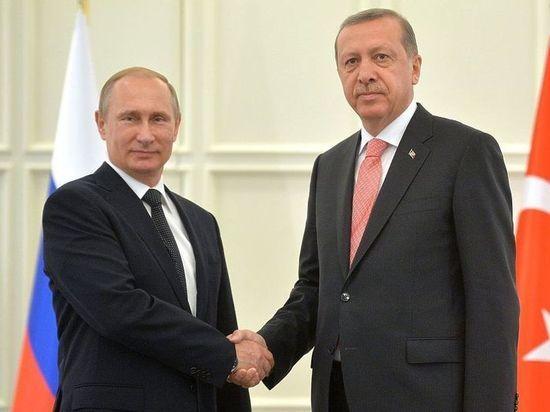 Турецкий лидер обрадовался комплименту
