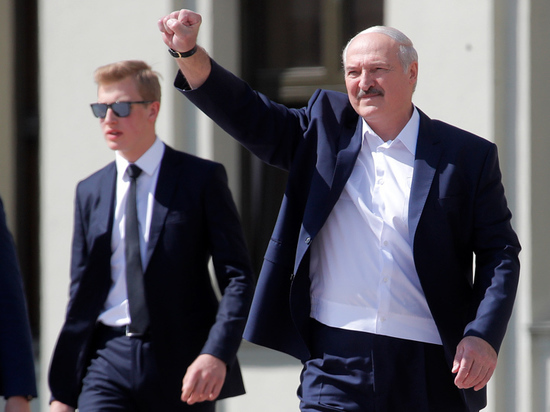 Сыну президента Белоруссии напророчили бунт против отца