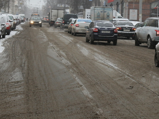 Ситуация на нижегородских трассах ухудшится из-за метели
