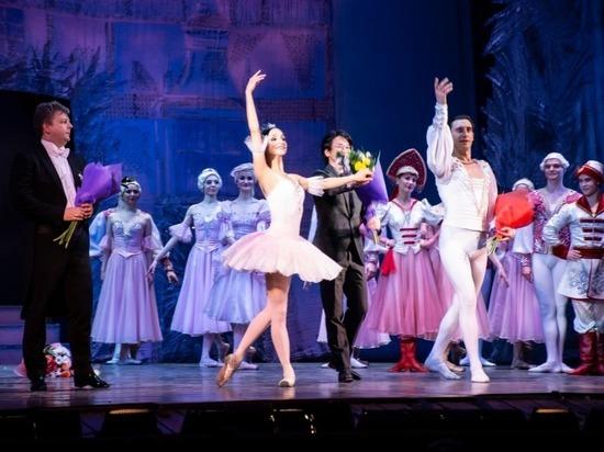 В нижегородском театре оперы и балета показали спектакль «Щелкунчик»