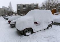 Необычайно холодные дни наступили в Новосибирской области
