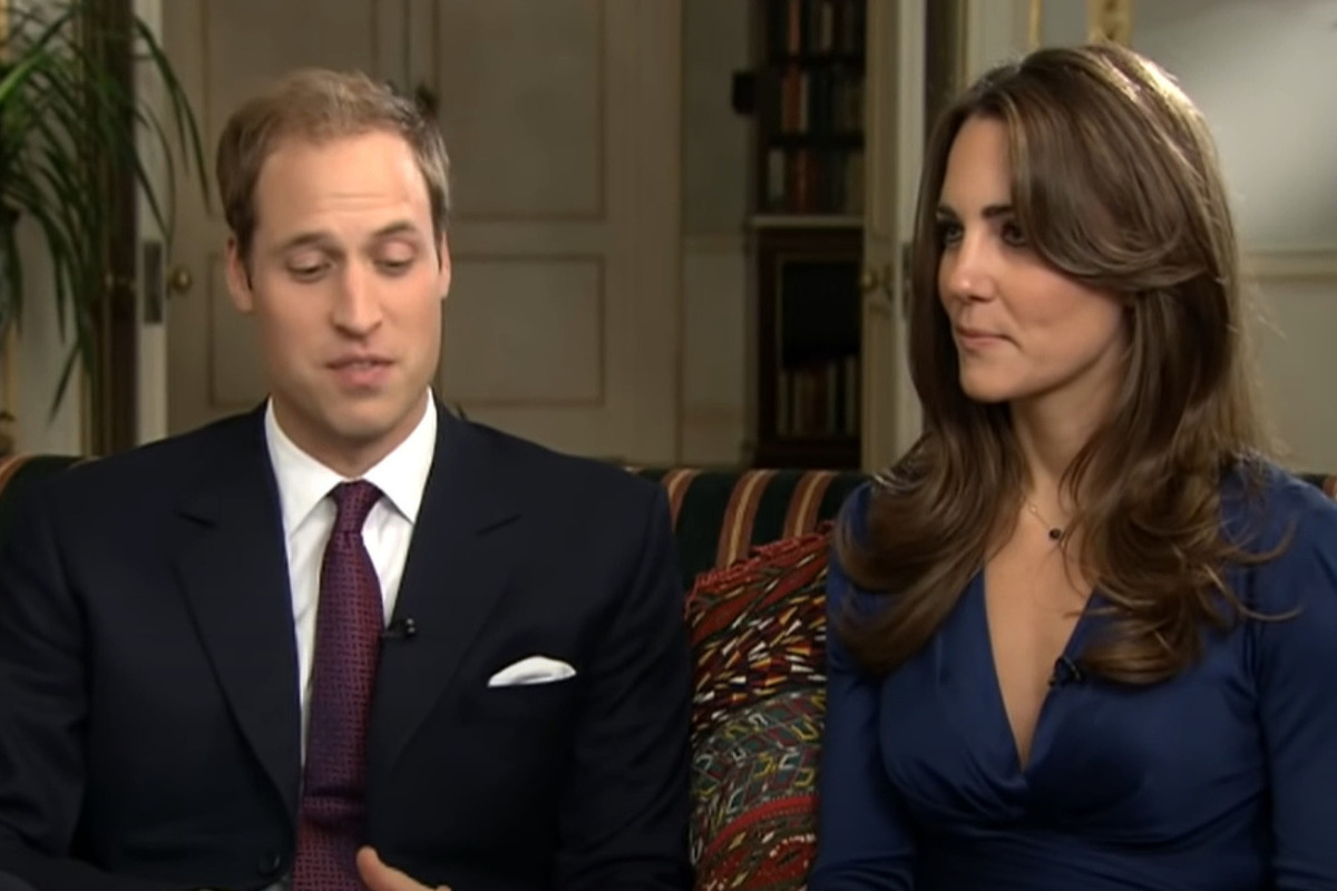 Принц Уильям и Кейт Миддлтон отказались приветствовать британцев со счастливым Рождеством
