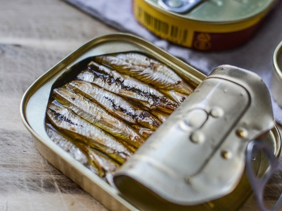 Продажи рыбных консервов в интернет-магазинах выросли в 10 раз