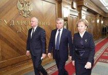 Вячеслав Володин: Россия и Молдова - равные партнеры