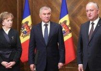 Володин: возвращение статуса  русского  языка  в интересах Молдовы