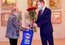 Выставка заслуженного работника культуры Российской Федерации открылась в Пущино
