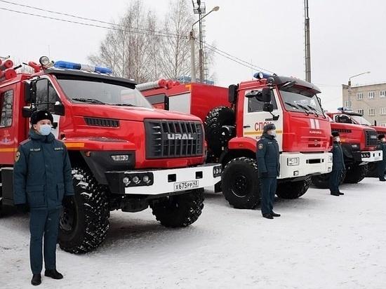 В МЧС Кировской области попробуют новую спасательную технику