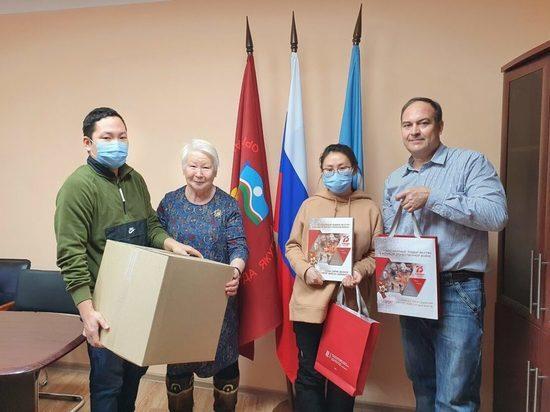 Компания «Стандарт 14» передала 4000 масок для инвалидов, престарелых и ветеранов Якутии