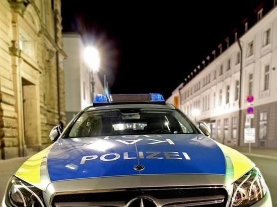 В Берлине устроили стрельбу, ранены четверо