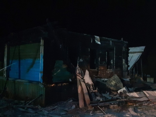 Следователи выясняют подробности смерти девочки на пожаре в Тверской области