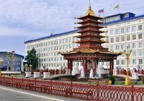 Глава Калмыкии - в последней десятке Национального рейтинга