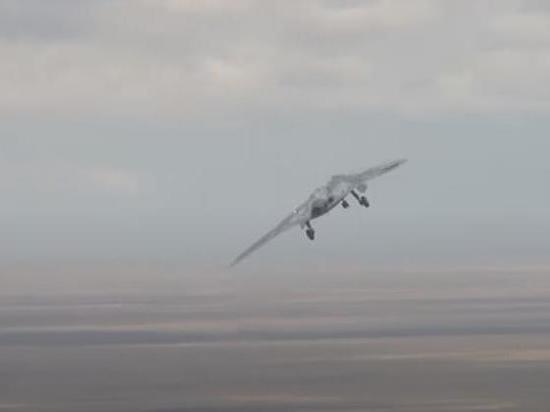 Ударный беспилотник «Охотник» применит оружие в 2021 году