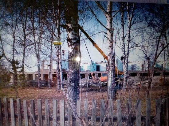 Отсутствие школы тревожит жителей села под Новосибирском