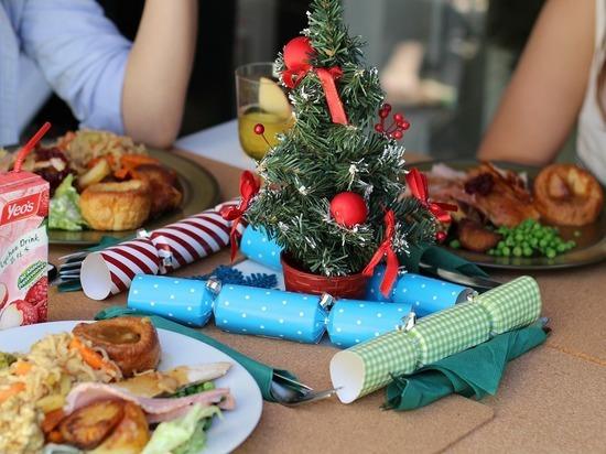 Диетолог дала рекомендации для подготовки новогоднего стола