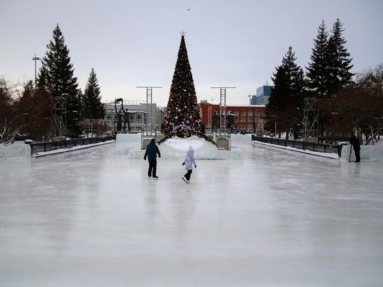 В мэрии Новосибирска рассказали о мероприятиях в Новогоднюю ночь