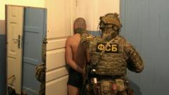 В Дагестане задержали террористов, готовивших нападение на полицейских