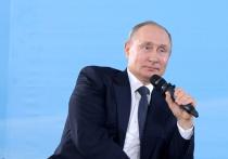 Путин решил привиться от коронавируса