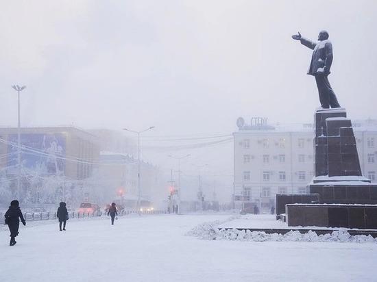 28 декабря в Якутске объявлен актированным днём для учеников 1-5 классов