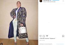 Невеста Роналду поссорила казахов и узбеков в своем Instagram