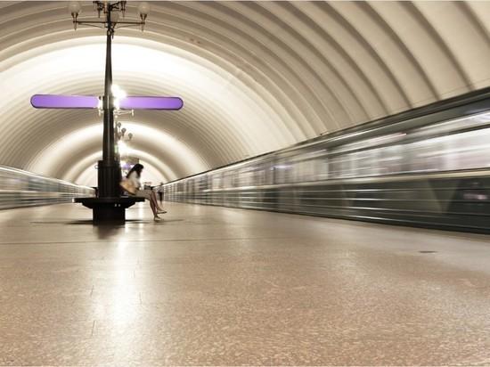 Цена проезда в метро Петербурга с 1 января составит 60 рублей