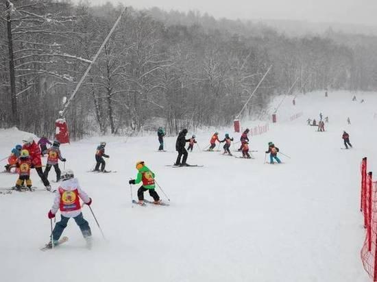 На Сахалине открыли 60-й горнолыжный сезон