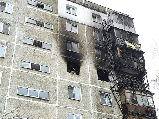 СУ СКР расследует дело о взрыве в доме на улице Березовской