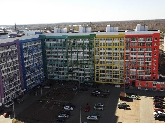 742 миллиона направлят на строительство жилья в Кировской области