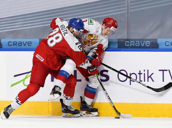 Сборная России впервые за восемь лет не смогла забить в матче МЧМ