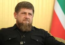 Кадыров назвал имена террористов, убивших полицейского в Грозном