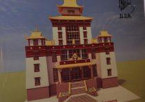 Своей мечтой глава Тувы считает завершение строительства буддийского храма