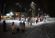 «Белое шествие» прошло в Пущино