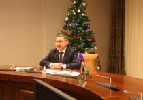 «Елка желаний»: полпред президента РФ на Урале подарил школьнику электрогитару