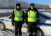 На 32 км Чуйского тракта в Калманском районе сотрудники полиции заметили ВАЗ-21120, стоявший на обочине