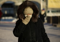 Морозы в Новосибирске побили рекорды 100-летней давности