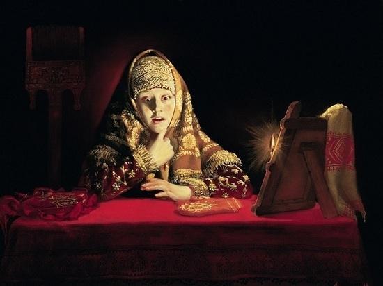 Время погадать: Святочные гадания на Псковщине