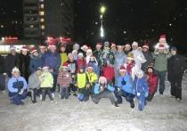 Жителей Пущино пригласили на Новогодний забег