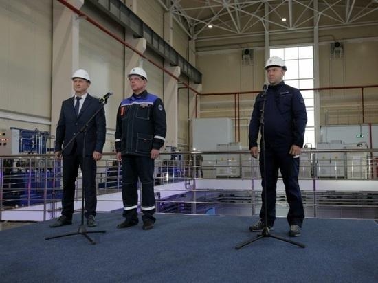 Барсучковская малая ГЭС мощностью 5,25 МВт станет вырабатывать каждый год свыше 24 млн кВт·ч электроэнергии
