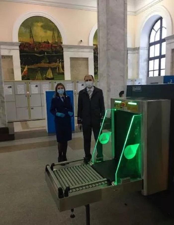 Интроскопы появились на псковском вокзале, фото-2