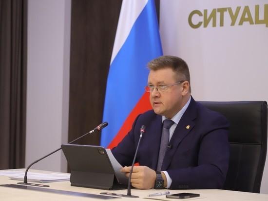Любимов поручил обеспечить безопасность людей в новогодние праздники
