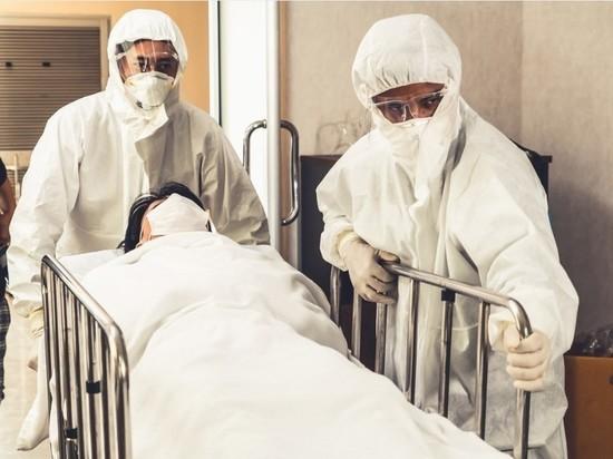 Жители Петербурга стали чаще болеть коронавирусом в тяжелой форме