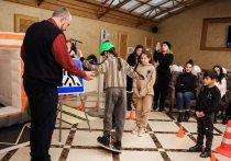 В столице республики открыли Центр по профилактике детского дорожно-транспортного травматизма «Лаборатория Безопасности»