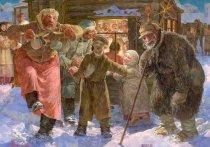 Период с вечера кануна Рождества до Крещения, с 6 по 19 января (по новому стилю), назывался в народе Святками или Святыми вечерами