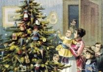 Новогодние праздники в старой России редко отделялись от праздников рождественских
