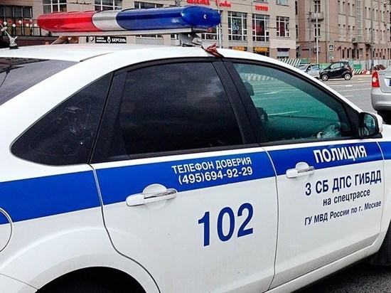 На Красносельском шоссе произошла массовая авария с пострадавшими
