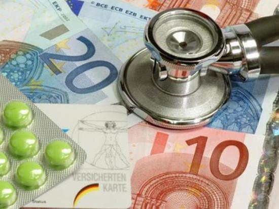 С какого заработка в Германии нужно платить в медстраховку